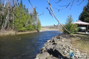 Riverfront little river property