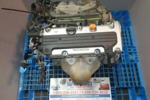 Honda Accord Engine Honda Element Engine 2.4L DOHC K24A Motor 2003 2004 2005 2006 2007 2008 2009 2010 2011 JDM