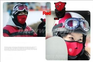 For Sell Neck Warm Face Black Soft Mask Sport Motorcycle Bike Ve