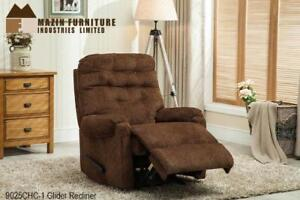 Fabric Glider Reclining Chair - Chairs on Sale in GTA (BD-2445)