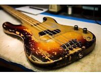 RnB Bass Player Required