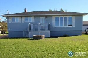 Cozy 3 bed home on quiet street in Whitney Pier, INCOME property