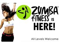 Zumba classes in Whitchurch & llandaff