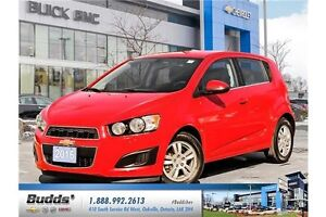 2016 Chevrolet Sonic LT Auto Financing as low as 0.9% for up...