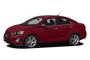 2012 Chevrolet Sonic LT Low Kms