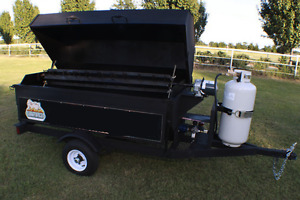 BBQ Trailer for Rent
