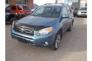 2008 Toyota RAV4 Sport V6 CLEARANCE*Sport* V6* AWD