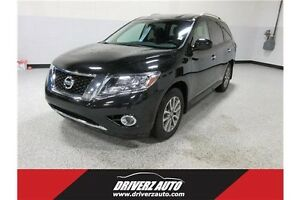 2016 Nissan Pathfinder LOW KMS, BLUETOOTH, 3RD ROW