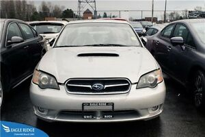 2005 Subaru Legacy 2.5 GT AWD w/heated seats