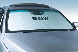 Bmw Windshield Sun Shade Ebay