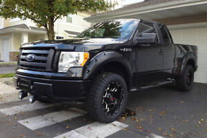 Ford F150 Fender Flares/ Trade for drill/ impact driver