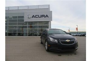 2014 Chevrolet Cruze 1LT Bluetooth - Low Kilometers - Spacious