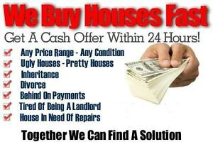 We Buy Houses! How Can We Help You?