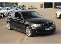 2008 BMW 1 SERIES 118D M SPORT HATCHBACK DIESEL