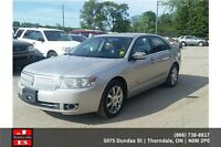 2007 Lincoln MKZ Base AWD! 100% Approval!