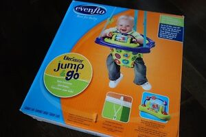 Evenflo Doorway Jumper jump&go