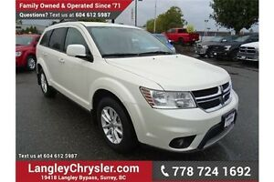2015 Dodge Journey SXT X-DEMO W/3RD ROW