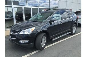 2011 Chevrolet Traverse 1LT LT Power Sunroof, 8 Passenger