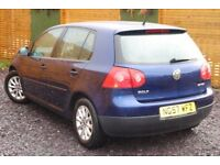 2007 (57) VW Golf Match FSI 1.6 Petrol 5 Door***HPI CLEAR**IMMACULATE & EXCELLENT DRIVE