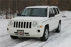 2010 Jeep Patriot Sport/North   CERTIFIED + E-Tested