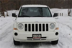 2010 Jeep Patriot Sport/North | CERTIFIED + E-Tested Kitchener / Waterloo Kitchener Area image 8