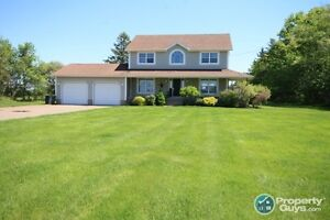 *NEW PRICE* Beautiful Home with view of Confederation Bridge