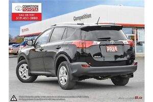 2014 Toyota RAV4 LE One Owner, No Accidents, Toyota Serviced London Ontario image 4