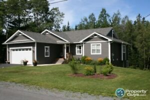 Stewiacke: Quality built executive ranch style 4 bed/3 bath home