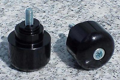 Honda Cb Cbr (Honda CB CBR600 CBR 600 F3 F4i 600RR 929 954 1000 RR 1000RR BLACK BAR ENDS )