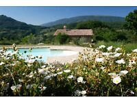 15% OFF Luxury Holiday Rentals in Umbria, Italy