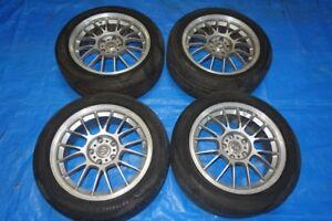 """JDM Rims Volk Rays Wheels 17"""" 5x114.3 Toyota Nissan 17x7.5 +30"""