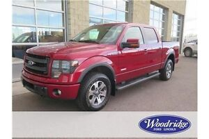 2014 Ford F-150 FX4 REDUCED! Was $39,990. 3.5L V6 ECOBOOST, L...