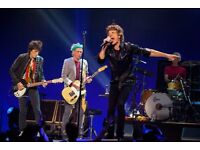£70 below cost price! 2 x the Rolling Stones 19th June Twickenham stadium London gold circle tickets