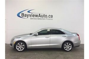 2014 Cadillac ATS - AWD! TURBO! LEATHER! BOSE SOUND!