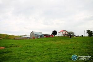 Fully Functioning Farm & Home Located Near Saint Andrews
