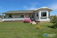 Large, spacious Rancher, on high, dry lot.