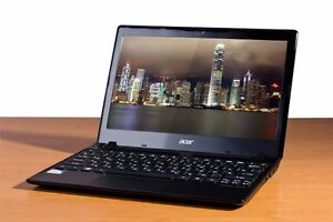 "Acer TM B113, Intel Dual, 4GB RAM, 320GB HD, 11.6""LED,Win 10"