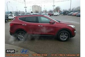 2013 Hyundai Santa Fe Sport AWD bluetooth Heated steering wheel Edmonton Edmonton Area image 5