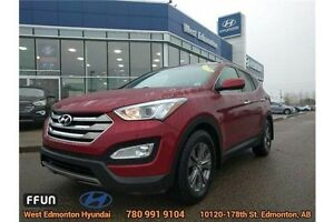 2013 Hyundai Santa Fe Sport AWD bluetooth Heated steering wheel Edmonton Edmonton Area image 1