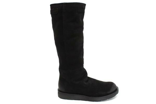 Knee high Bronx boots (black)