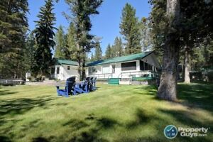Lake Home on Large Treed Lot with Great Curb Appeal. Garage, Wor