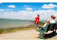CHEAP CARAVAN DEPOSIT, Steeple Bay, Southend, Clacton, Essex, Hit the Link-->