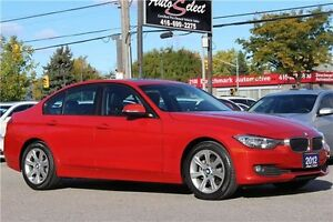 2012 BMW 320i ONLY 89K! **PREMIUM PKG** NOT A MIS-PRINT!