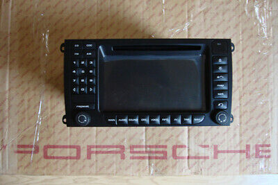 2003 2004 GENUINE Porsche Cayenne S Turbo PCM PCM2.0 CD Navigation Monitor Radio
