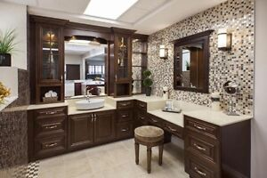 bathroom cabinet on huge sale now!! get your customization!!