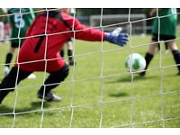 5-a-side Goalkeeper Opportunity (Thursday evenings)