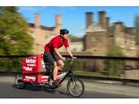 Cycle Courier – Norwich