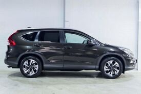 Honda CR-V I-VTEC EX (brown) 2017