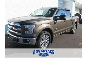 2015 Ford F-150 King Ranch Nav. Trailer Tow.