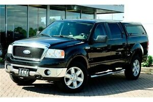 2008 Ford F-150 Lariat LARIAT/SUPERCREW/5.4L/V8/4X4/LEATHER/N... Kitchener / Waterloo Kitchener Area image 2